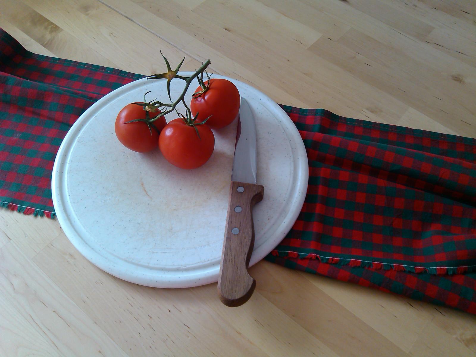Kuchyňská prkýnka