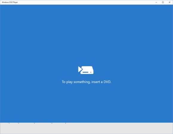 Windows DVD Player ve Windows 10