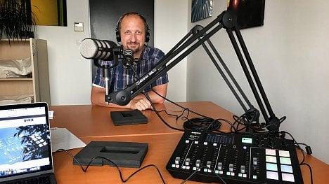 Podcasty na Lupě bude vést hlavně šéfredaktor serveru David Slížek.