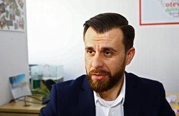 Mirek Havlíček má na starosti nejen call centrum v Pardubicích, ale i to brněnské. (02/2018)