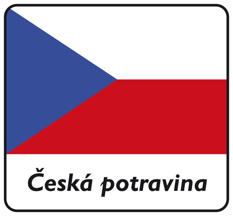 Nové logo označující českou potravinu