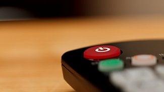 Televize ovladač