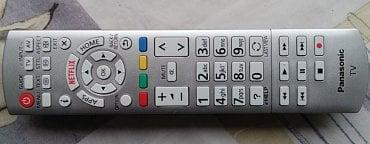 Kvalitní dálkový ovladač patří rozložením a čitelností k tomu nejlepšímu, co na trhu s televizory najdete.