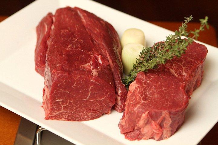Příprava steaků