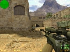 <p>Counter Strike - stará, avšak stále výborná, hra</p>