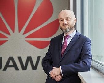 David Horad, Huawei