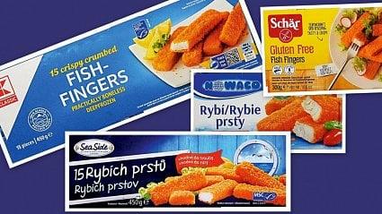 Vitalia.cz: Rybí prsty obsahovaly méně masa