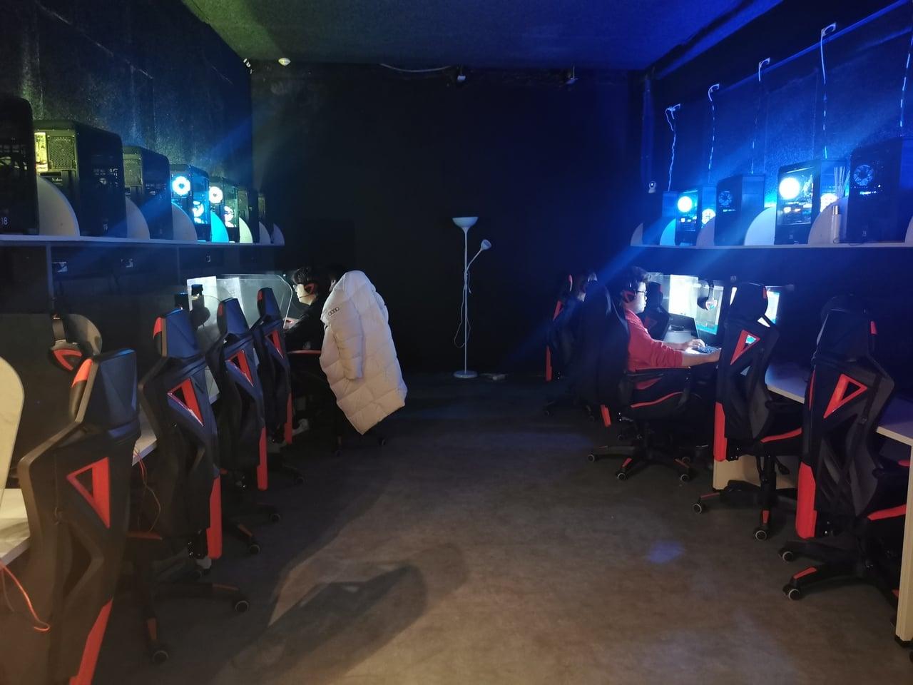 Zero 100 Gaming Club a Game Room, nové PC herny v Praze