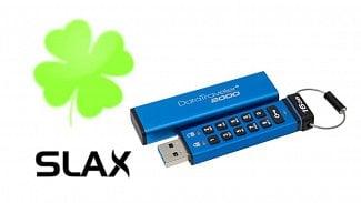 Slax flash disk