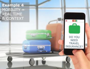 Mobilita, GPS, reálný čas a obsahová nabídka. I tak může fungovat moderní banka.