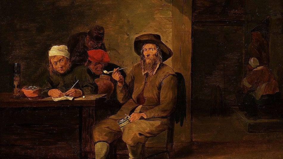 mladé kouření galerie