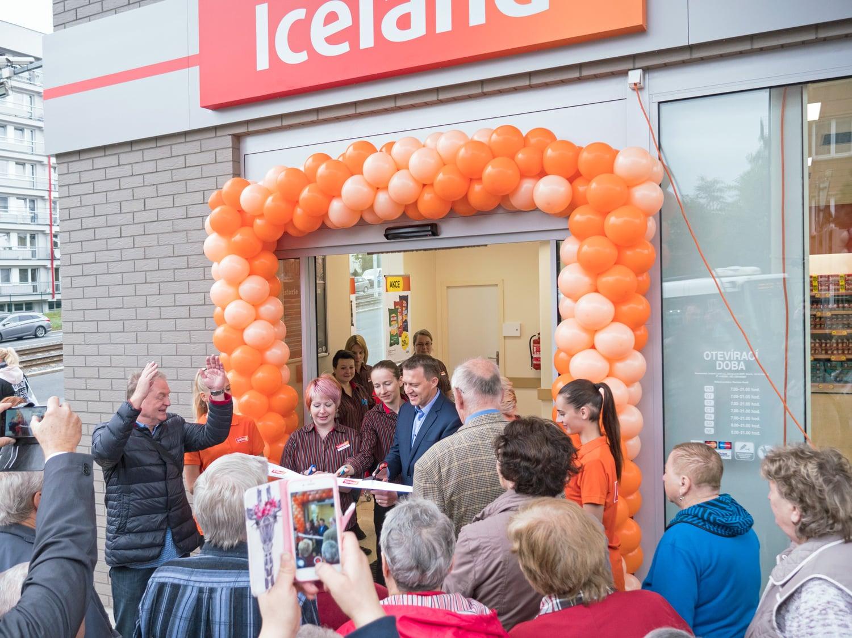 Iceland a jeho nabídka v Česku