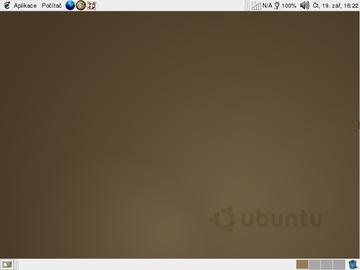 Rozhraní charakteristické pro GNOME i Ubuntu
