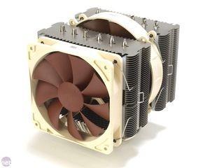 Aftermarket chladiče, jako je například Noctua NH-D14 se dokáží vypořádat i s přetaktovanými procesory, i když jsou poněkud hlasité.