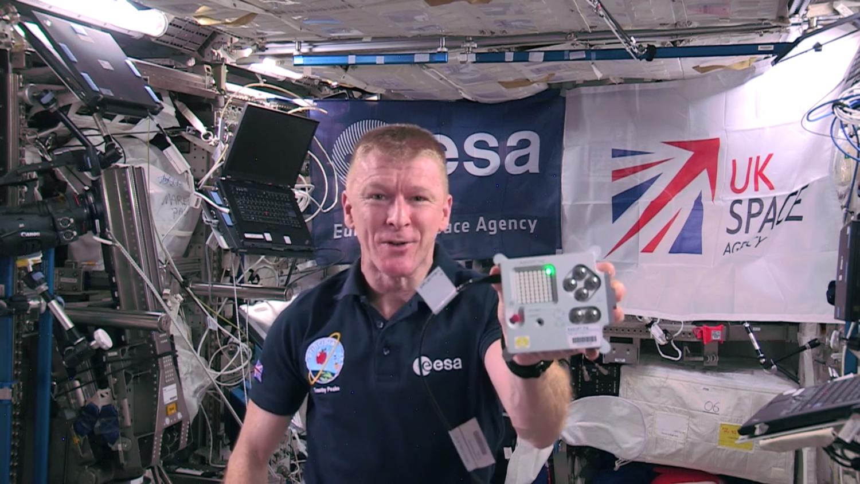 AstroPI na ISS