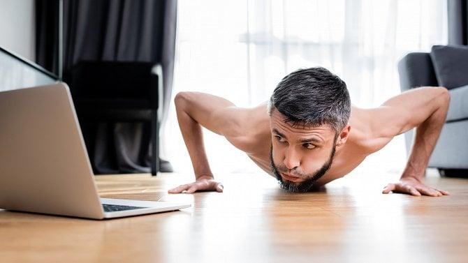 Cvičení online– cesta za zdravím, nebo do pekel?