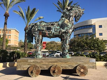 Cyber Horse na Tel Aviv University