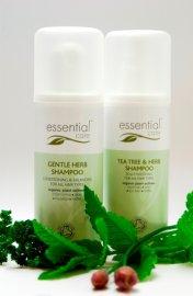 Přírodní kosmetika, šampon
