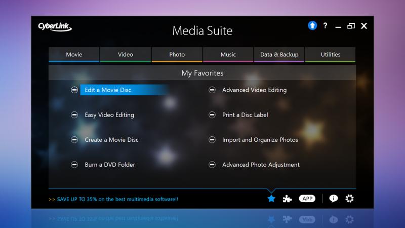 Media Suite 12