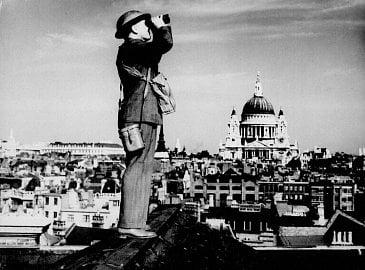 Bitva o Británii – ozvěny roku 1940.