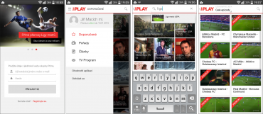 Prima Play pro Android