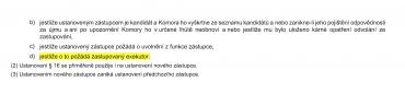 JUDR. Tomáš Vrána podtrženou citací z Exekučního řádu tvrdí, že jedná podle zákona.