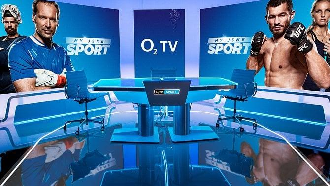 [aktualita] Foto: Nové multifunkční studio O2 TV Sport umí rozšířenou i virtuální realitu