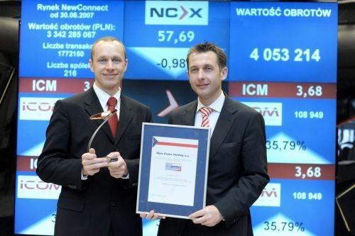Ondřej Švihálek (vlevo) a Tomáš Prošek