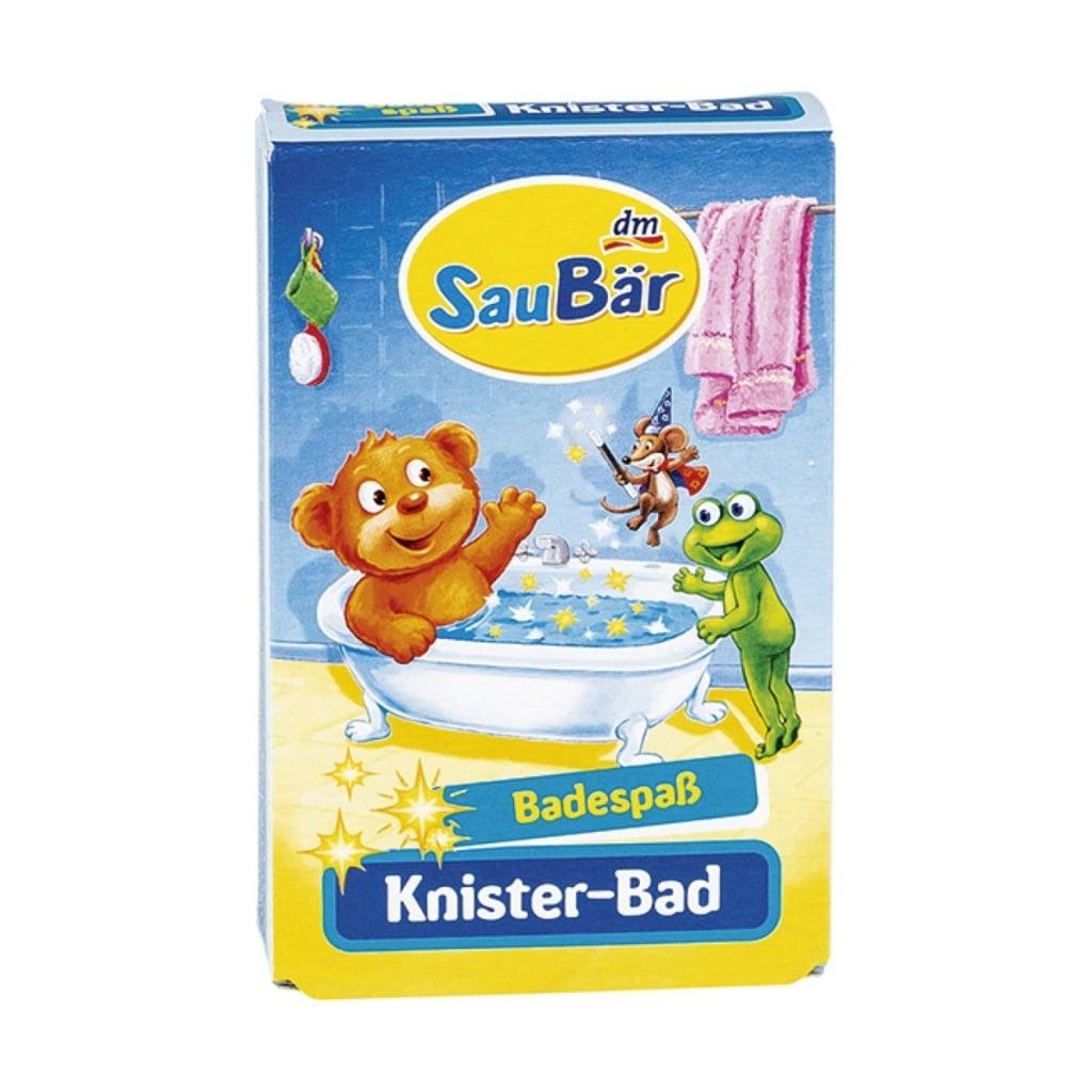 dm/SauBär Dětská praskající koupel