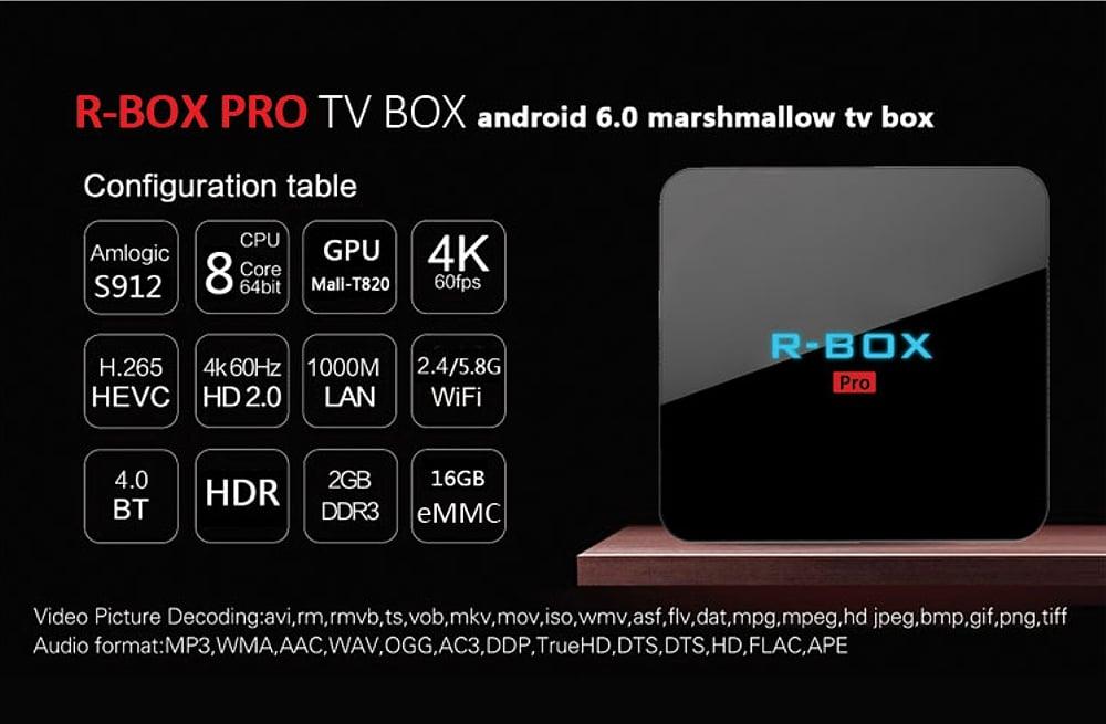 R – Box Pro