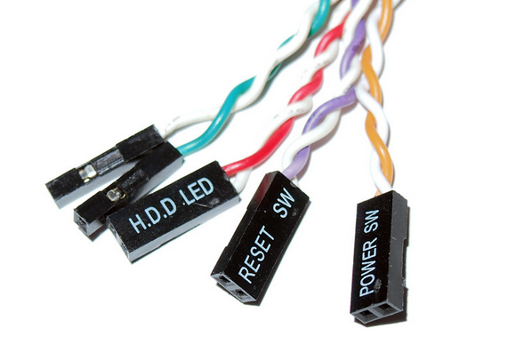 Interní konektory