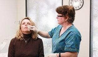 Nová vakcína proti chřipce se aplikuje nosem