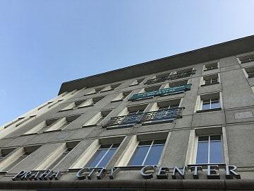 Oficiální sídlo Applu Praze, ovšem jen s právnickým zastoupením