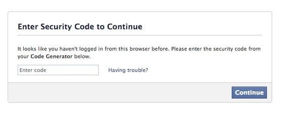 Po zadání svého uživatelského jména a hesla budete muset ještě navíc zadat i bezpečnostní kód.