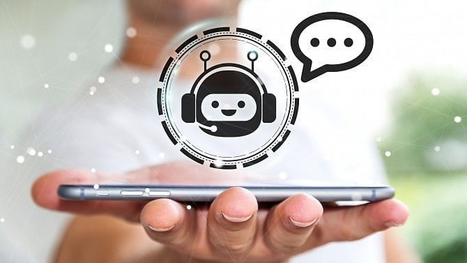 Češi chatboty umějí– anglicky