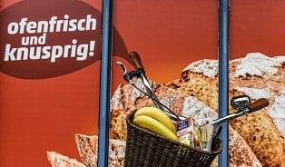 Nákup potravin vNěmecku