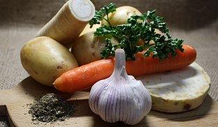 Bramboračka– polévka, která nasytí, ale netloustne se poní