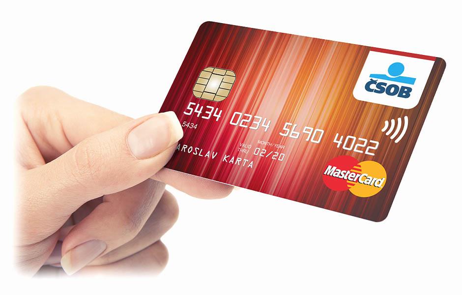 ČSOB platební karta