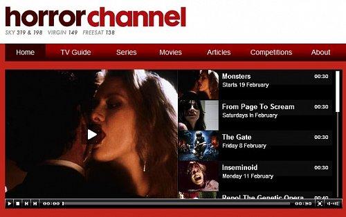 Horror už téměř deset let vysílá ve Velké Británii. Loni expandoval také do Itálie. V obou zemích je součástí placené satelitní televize Sky. V první zemi však jeho vysílání není kódováno.