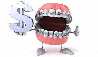 Pojišťovny rovnátka hradí jen částečně. Kolik můžete získat?