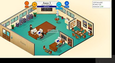 Game Dev Tycoon - obrázky ze hry.