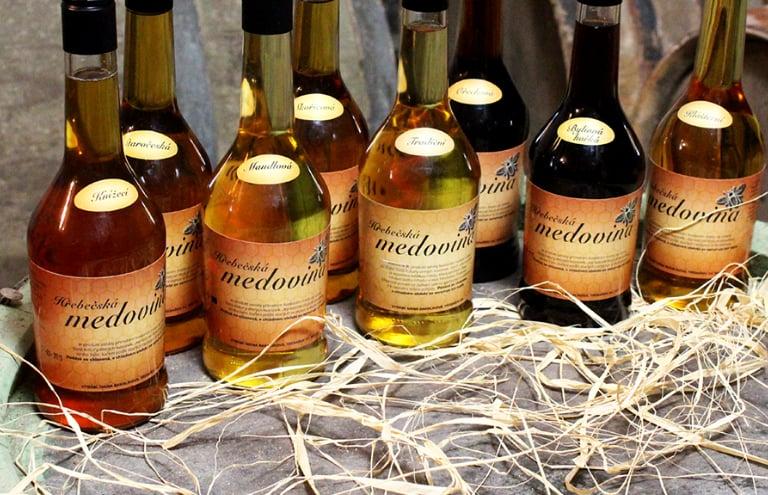 Hřebečská medovina: Medovina přímo od včelaře