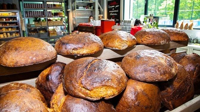 Pekař zEsky: Zobyčejné mouky upeče chleba každý, my jsme zvolili jinou cestu