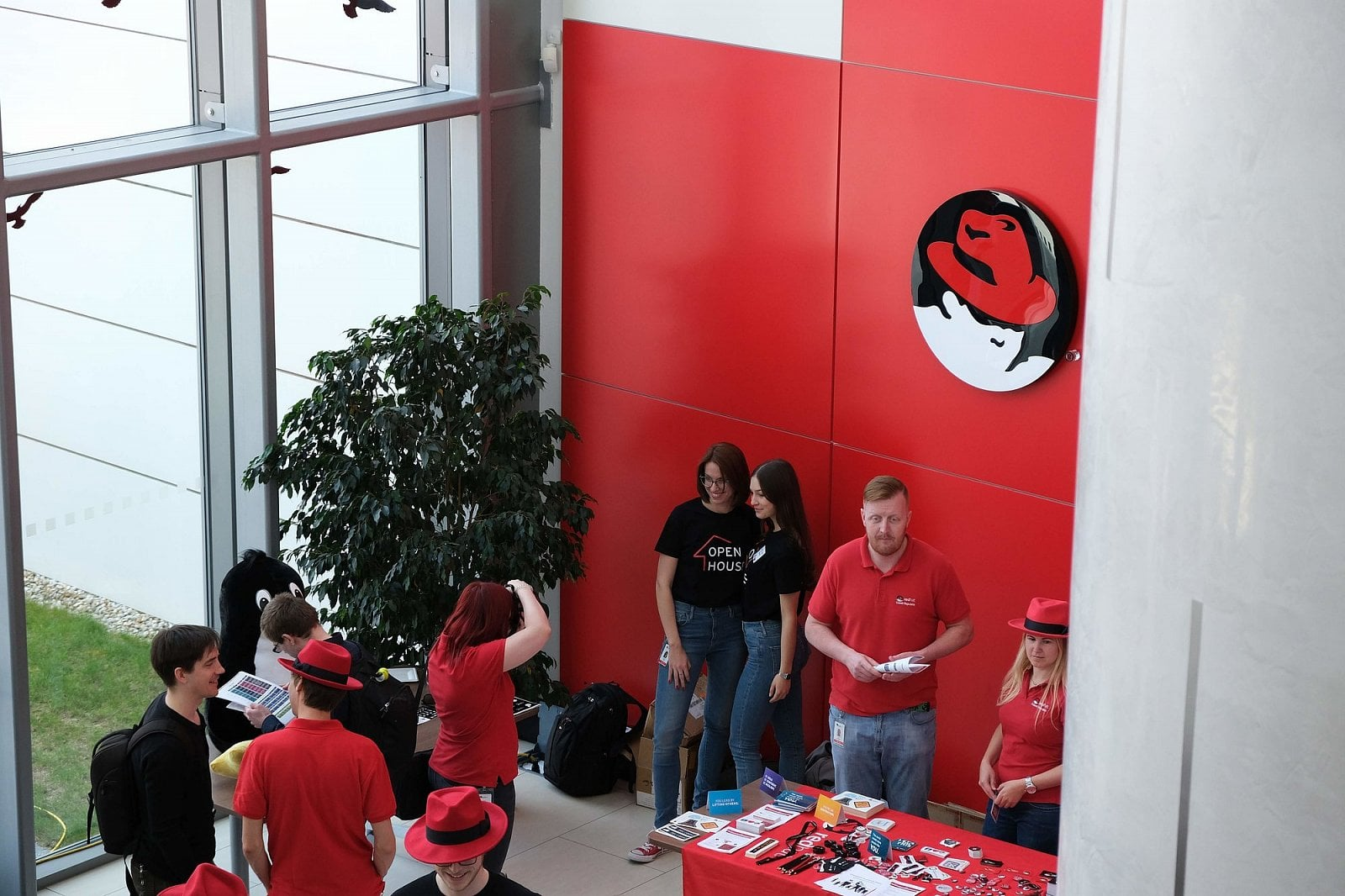 Red Hat Open House 2019
