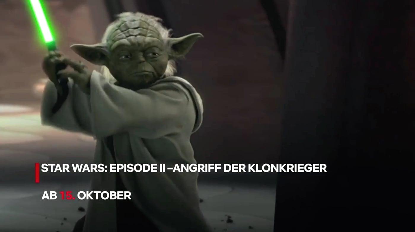 Star Wars sága v nabídce Netflixu