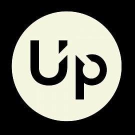 Současné logo UP Network.
