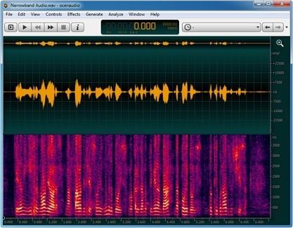 Pomocí ocenaudio si vyladíte audio nahrávky dle svých potřeb