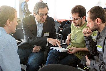 Karel Obluk je jedním zmentorů spolupracujících se StarCube