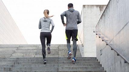 Vitalia.cz: Běháte po schodech? Zdravé je to jen když...