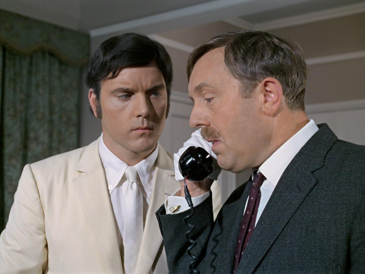 Seriál Randall a Hopkirk (1969-1970)